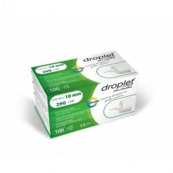 Igły do penów insulinowych Droplet 29G 0,33 x 10mm 100 sztuk